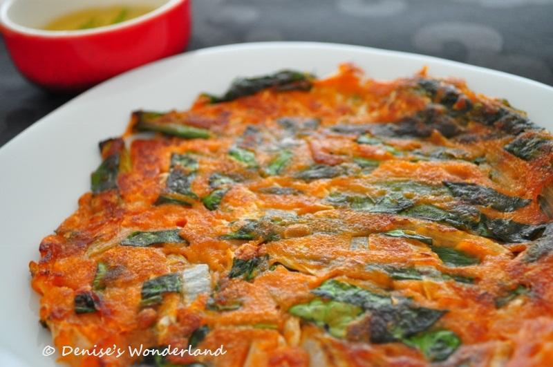 ... scallion pancake mak kimchi kimchi kimchi pajeon kimchi pancake or