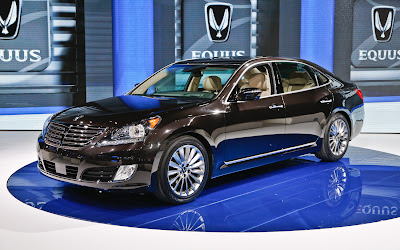 2014 Hyundai Equus Sedan Review, Release Date & Redesign