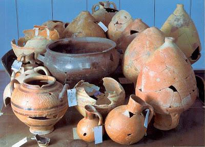 Ancient settlement near Thessaloniki investigated