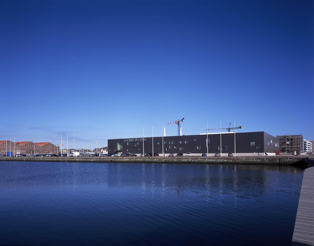 Hidden gem travel les bains des docks le havre - Bains des docks le havre ...