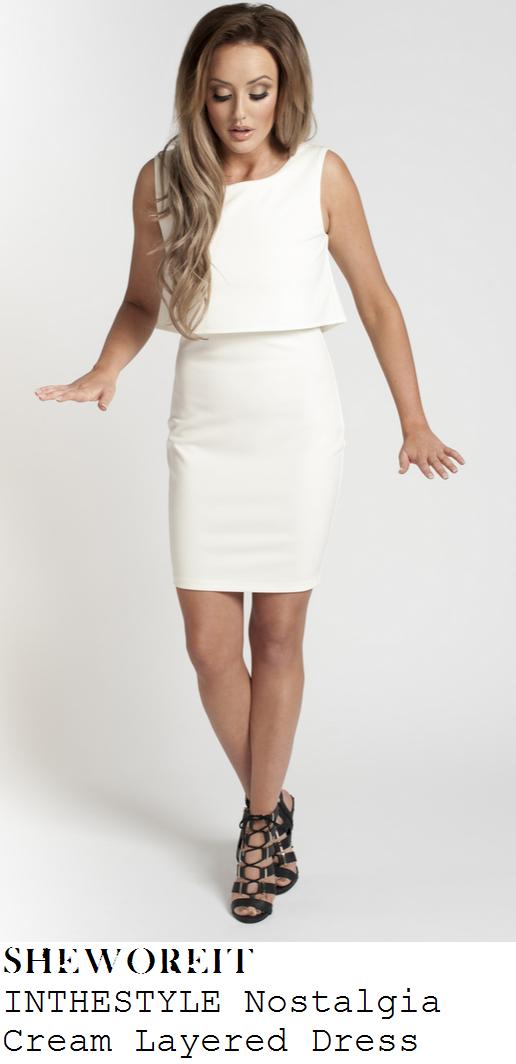 charlotte-crosby-bright-white-sleeveless-overlay-layered-bodycon-dress
