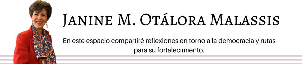 Janine M. Otálora Malassis