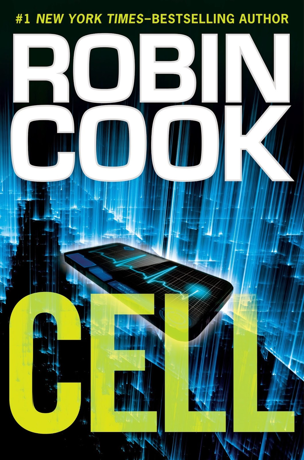 cover of Cell by Robin Cook