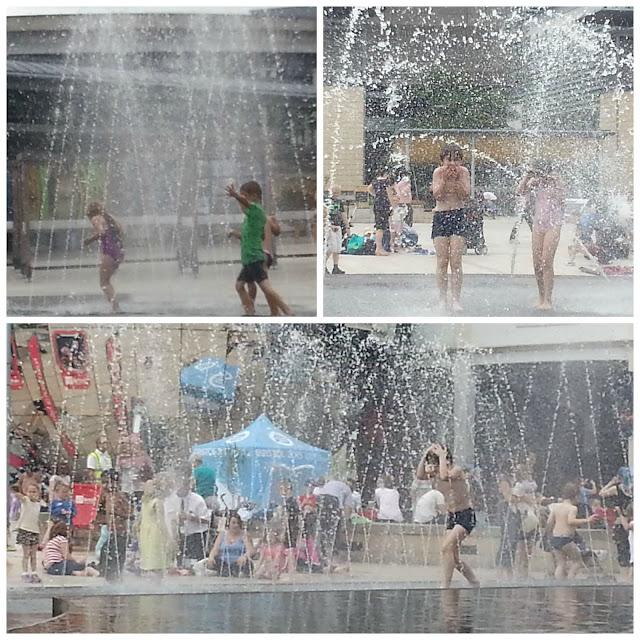 At-Bristol Splash Zone