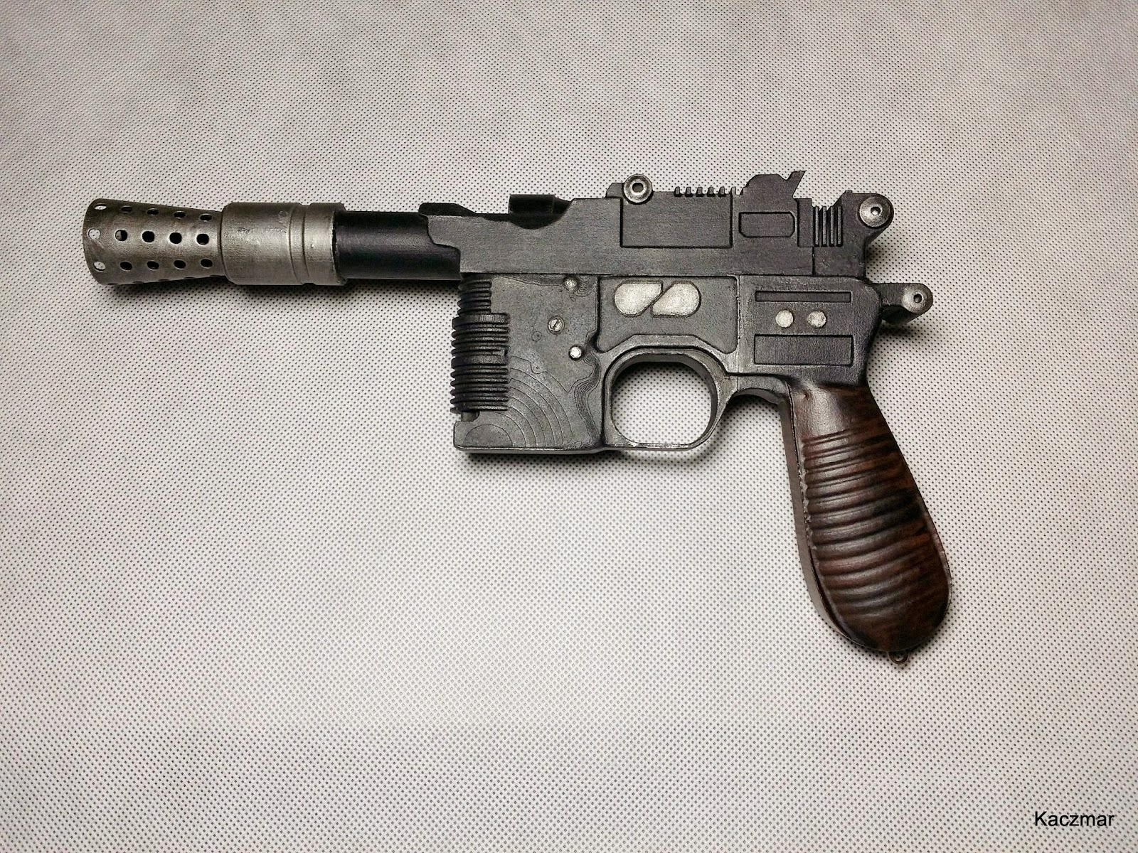 Han Solo Blaster Empire Strikes Back