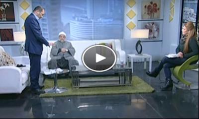 بالفيديو فلكى شهير يستدعى روح السادات على الهواء مباشرة ويؤكد موت السيسي و يتسبب فى فصل رانيا محمود ياسين من القناة