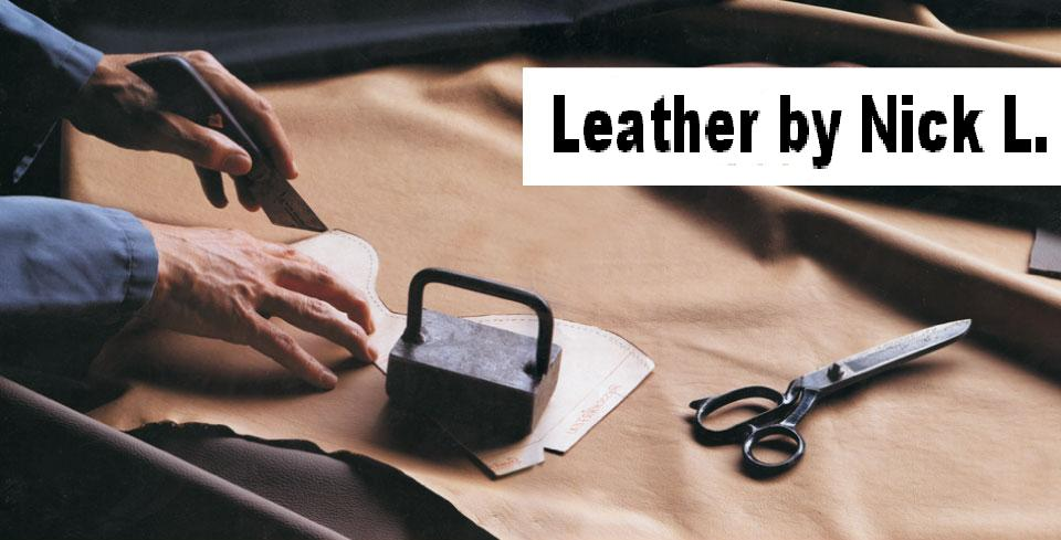 Leather by Nick L