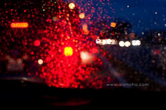 kabur ketika memandu, bagaimana orang rabun melihat, kabur, photography, blur, gambar cantik,
