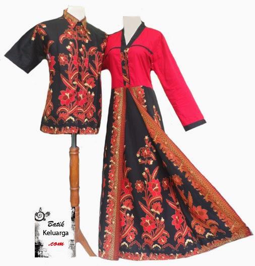 Foto Baju Batik Gaun