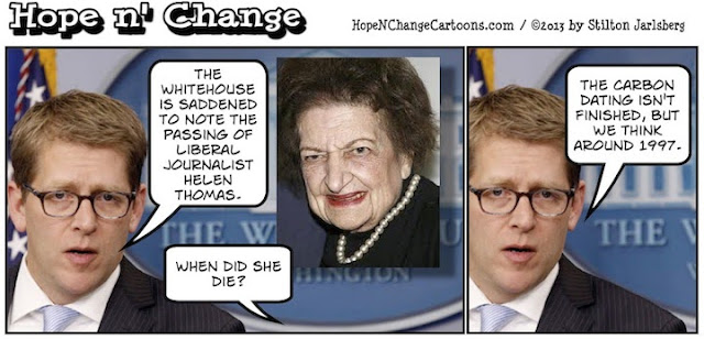 obama, obama jokes, cartoon, msm, hope n' change, hope and change, stilton jarlsberg, conservative, helen thomas, hamas
