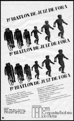 1º Biatlon Companhia Paraibuna de Metais