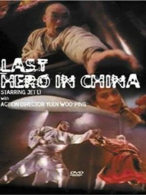 Hoàng Phi Hồng: Thiết Kê Đấu Ngô Công - Last Hero in China (1993) - USLT