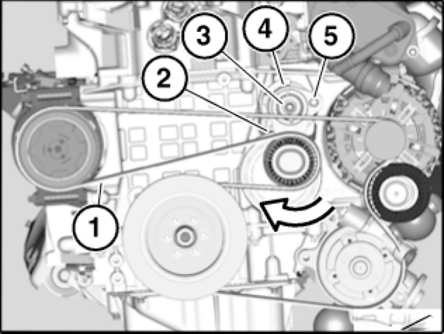 Bmw on 2007 jeep grand cherokee serpentine belt diagram
