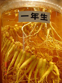 Panax ginseng can cause symptoms that consists high blood pressure