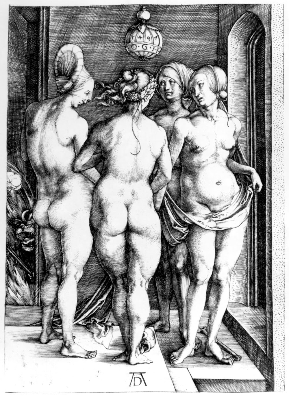 nude witches