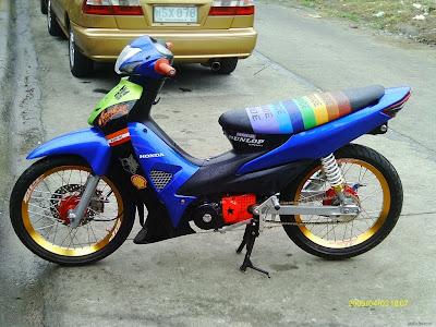 Honda Wave 100 R