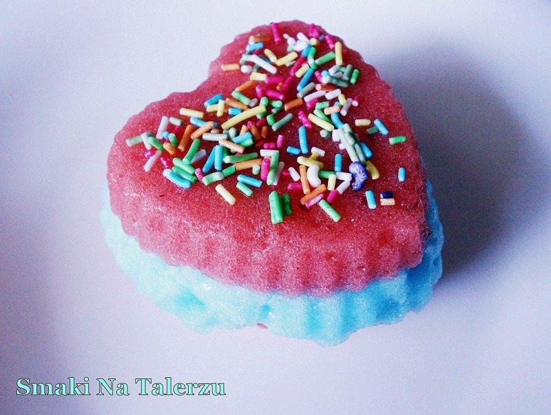 Miłosne uniesienia - galaretkowy deser