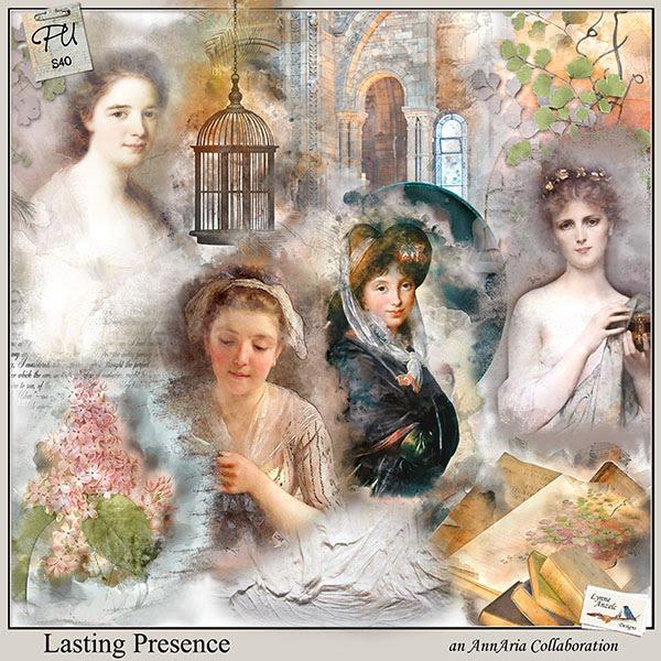 AnnAria - Lasting Presence