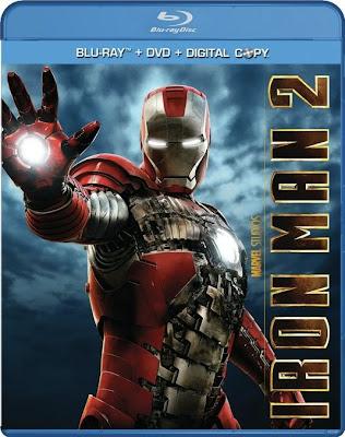 Iron Man 2 (2010) 720p BRRip 798MB mkv Dual Audio