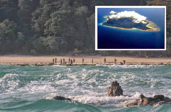 Pulau Cantik dengan laut membiru Merupakan Antara Pulau yang Dilawati dengan Tiket NYAWA