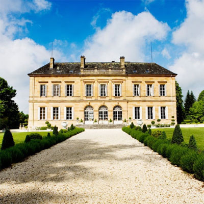 Chateau La Durantie on dream home location