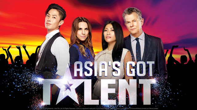 Asia's Got Talent, AXN, AXNAsia, David Foster, Anggun, Van Ness Wu, Melanie C., entertainment,