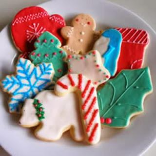 Stunning Views: Soft Christmas Cookies