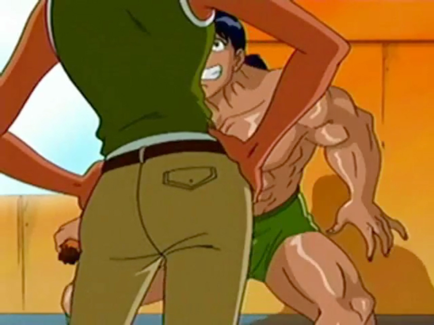 The incredible bulk totally spies sex