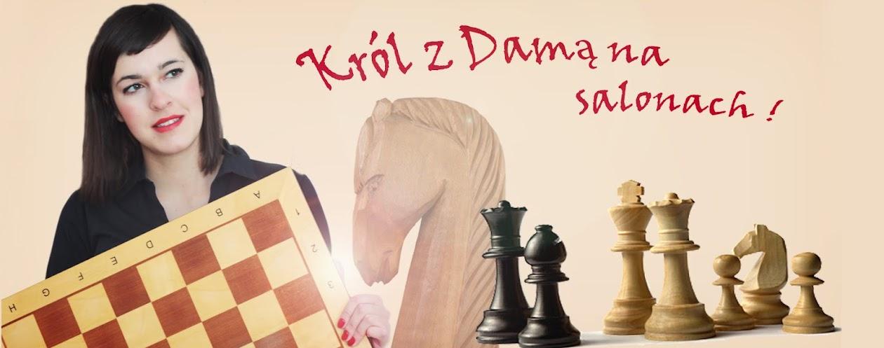 Król z Damą na salonach !