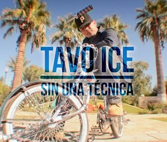 Tavo Ice - Sin Una Ténica (Single) [2015]