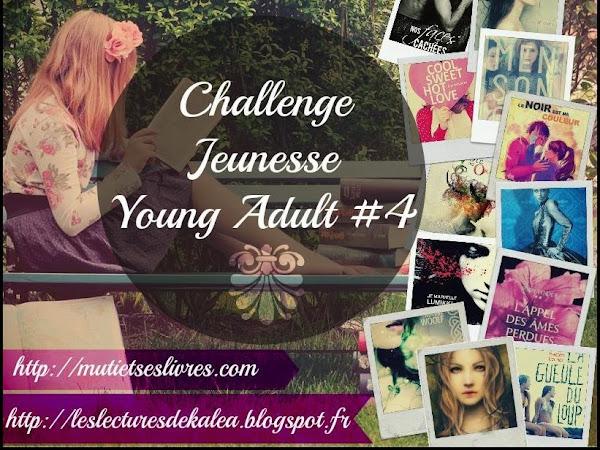 [Challenge] Challenge jeunesse Young adult #4