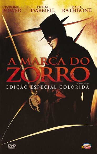 A Marca do Zorro – Legendado (1940)