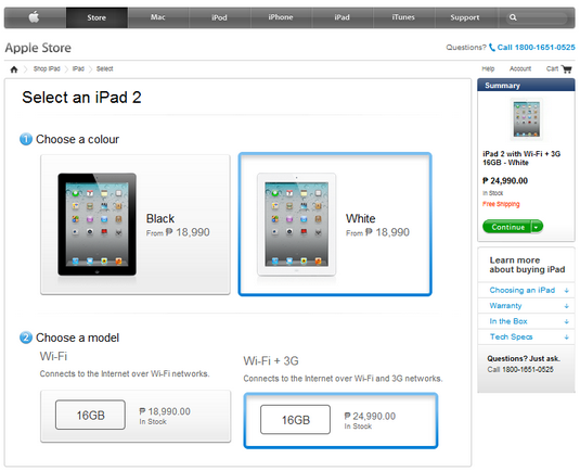 ipad2 price drop
