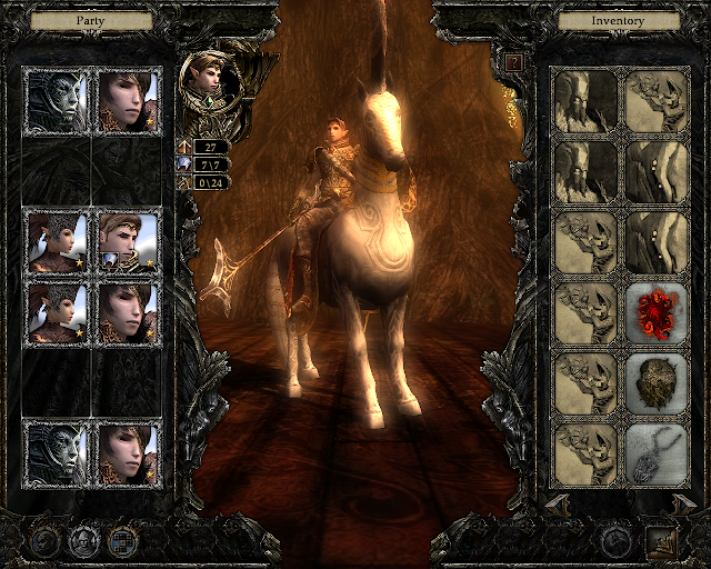 Disciples 3 - Party Screenshot
