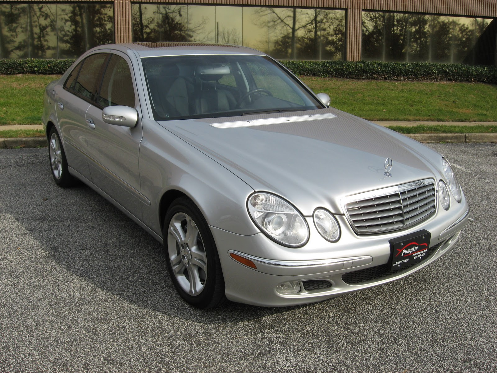 pumpkin fine cars and exotics 2005 mercedes benz e500 4matic