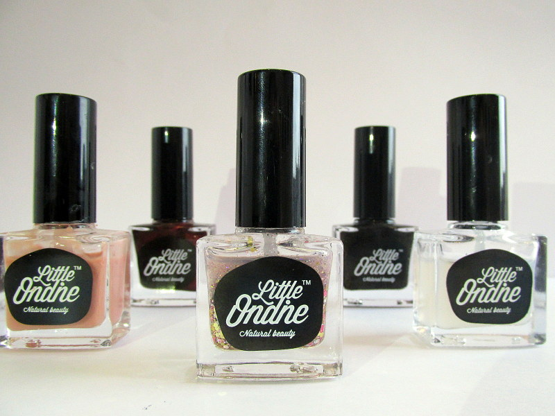 Little Ondine: The Magical No-Fumes, Peel-Off Nail Varnish (That\'s ...