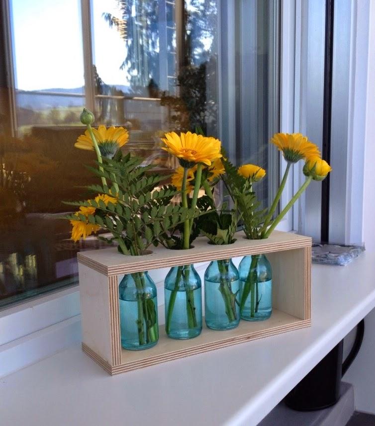 mutterfutter diy holz vase. Black Bedroom Furniture Sets. Home Design Ideas