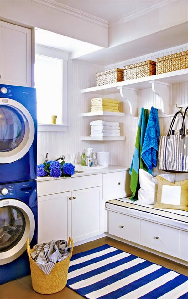 Interiors by Jacquin Bringing luxury to laundry