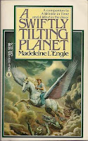 bookcover of  A SWIFTLY TILTING PLANET (Wringle in Time Series #3) by  Madeleine L'Engle