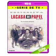 La casa de papel Temporada 1 Completa WEB-DL 720p Audio Dual Latino-Ingles