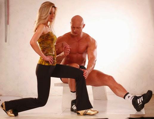 Полезный фитнес