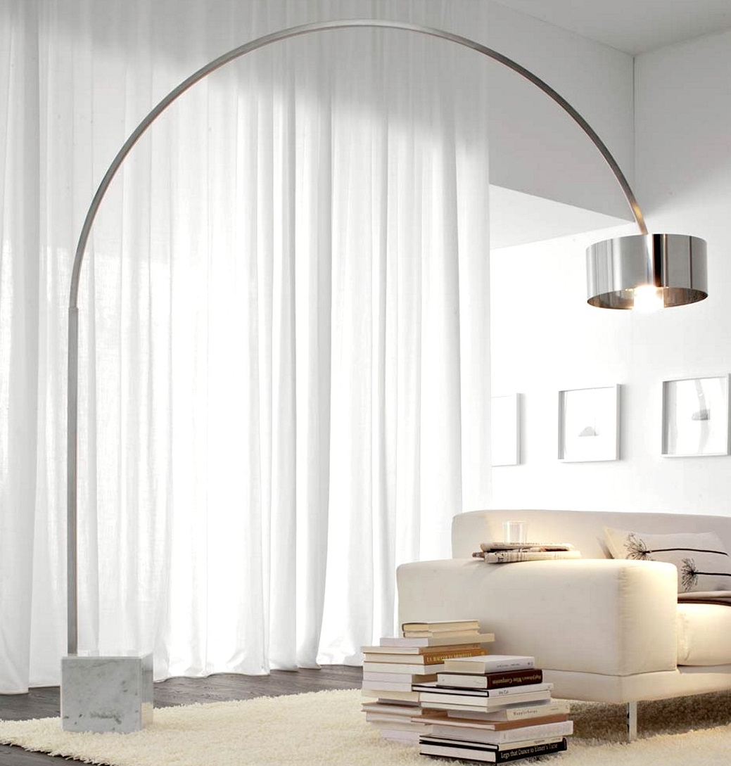 Contemporary Floor Lamps for Your Modern Style at House