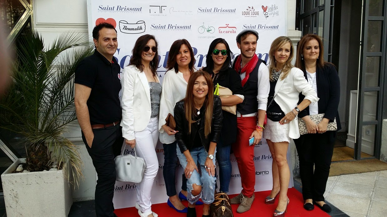 Saint Brissant Vip Experience, Gustavo, Celeste, Carmen Hummer, Top Love, Evento Moda, Party, Street Style, Fashion Blogger, Complementos, moda