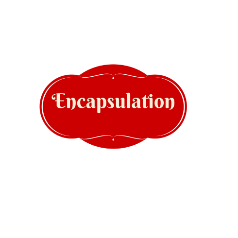 Encapsulation in java