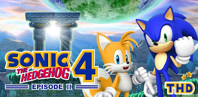 Sonic 4 Episode II THD v1.2 Apk Game + DATA