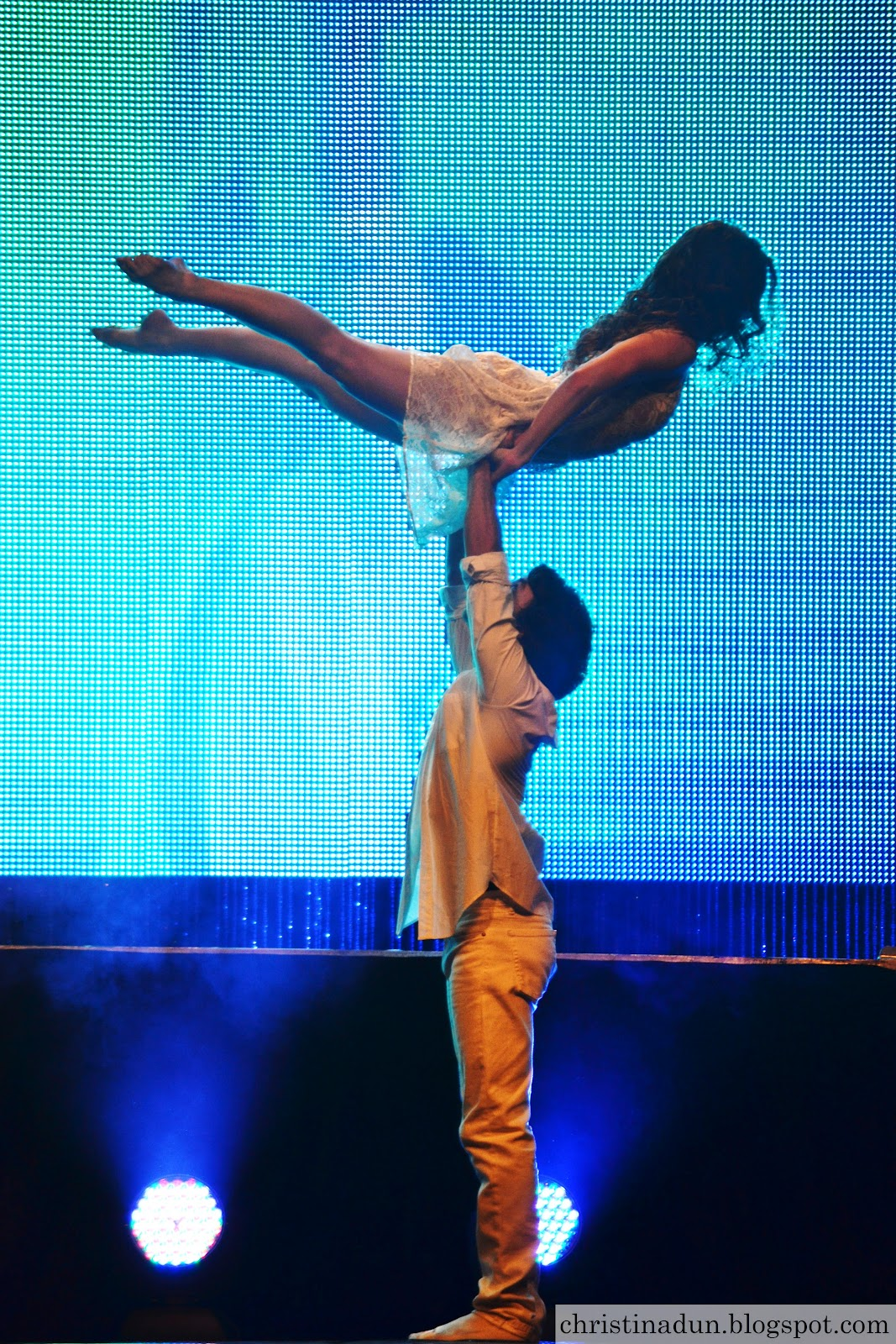 Sytycd Canada Winner Jordan Clark Was Among The Dancers Performing