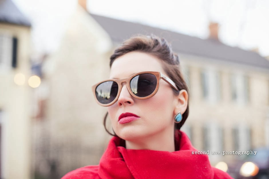 Woodroze Wooden Sunglasses Giveaway 4/14;US by Spunky Real Deals