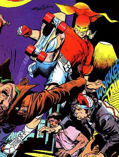 15 Superhero Terburuk di Dunia Komik: Skateman