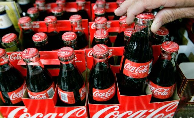 Coca Cola desinfectante, orina, disvolvente, manchas, fórmula mágica