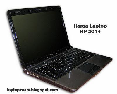 harga laptop HP terbaru 2014
